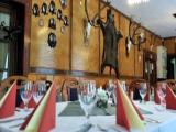 Vadász Panzió, Étterem