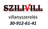 SziliVill, Lukács Szilveszter villanyszerelő
